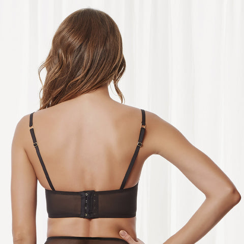 Mortimer Bra Black