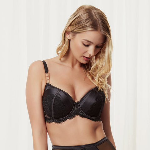 MORE Hecate Bra Black