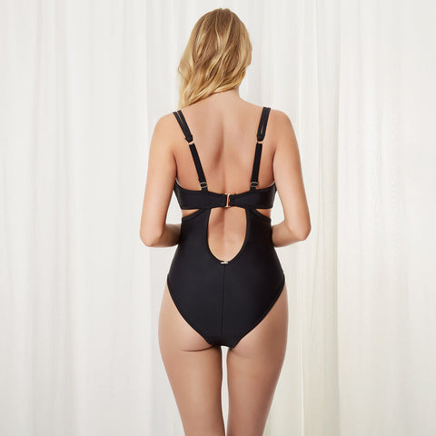 MORE Ionian Swimsuit Black
