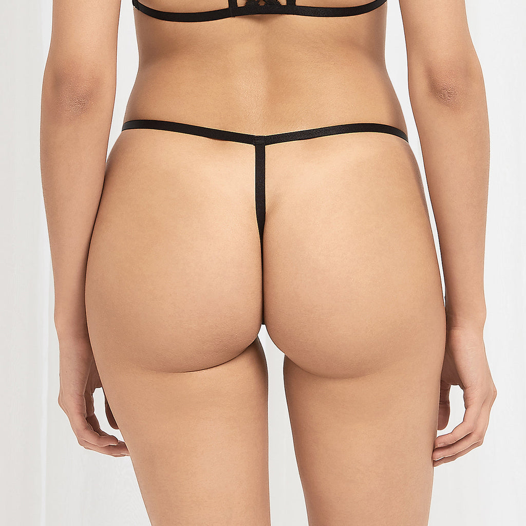 Alix Thong Black