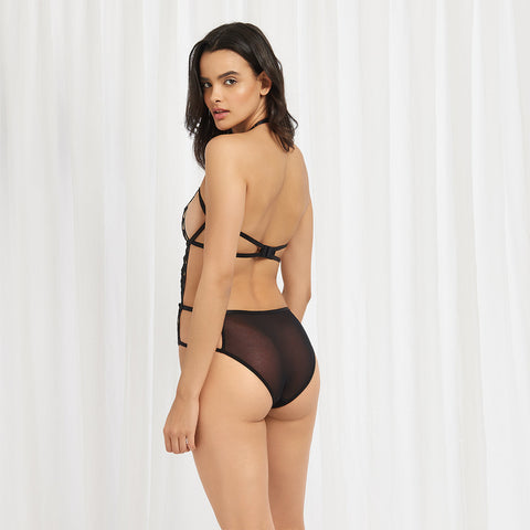 Alix Wired Body Black