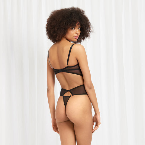 Jana Wired Body Black