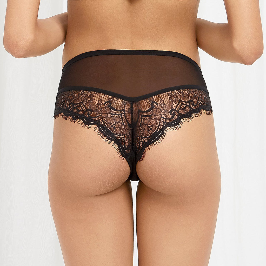 Liya Brief Rose Dust/Black