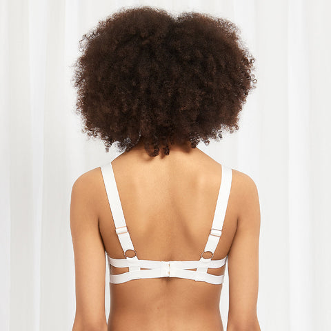 Orion Bra White