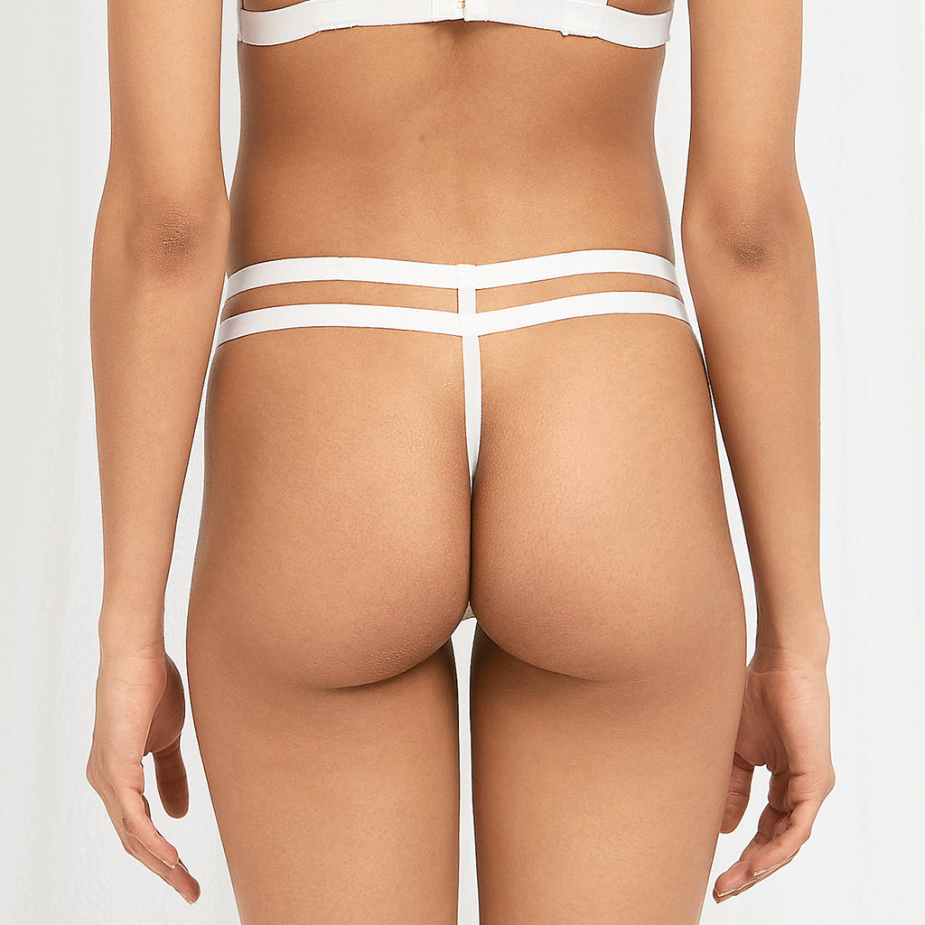 Orion Thong White