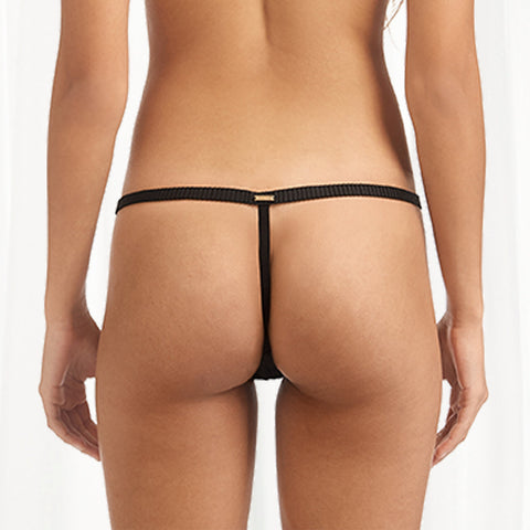 Delilah thong Black