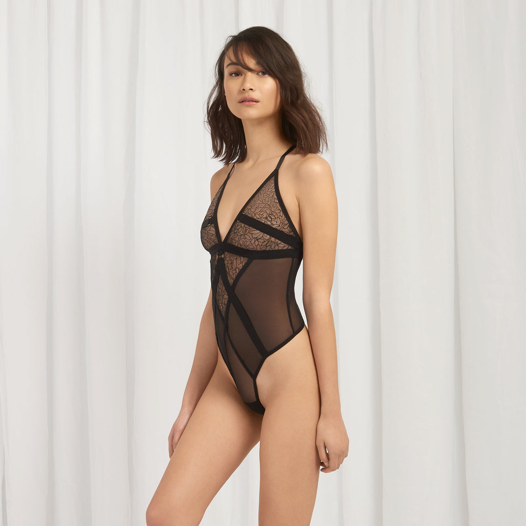 Sandrine Body Black