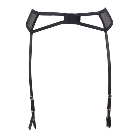 Dasha Suspender Black