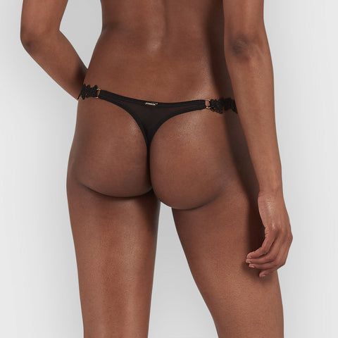 Mera Thong Black
