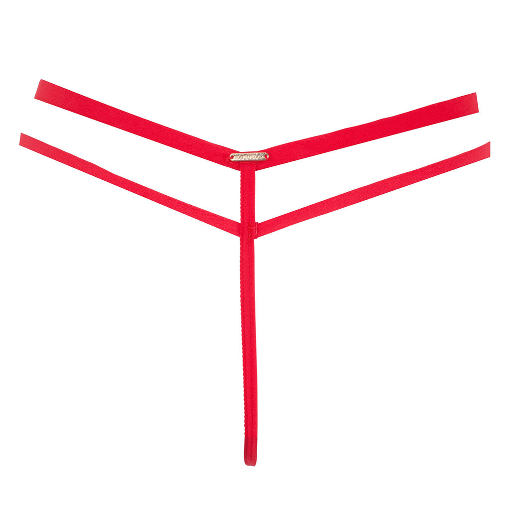 Tempest Thong Red