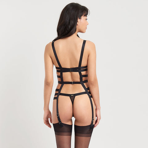Thea Wired Basque Black