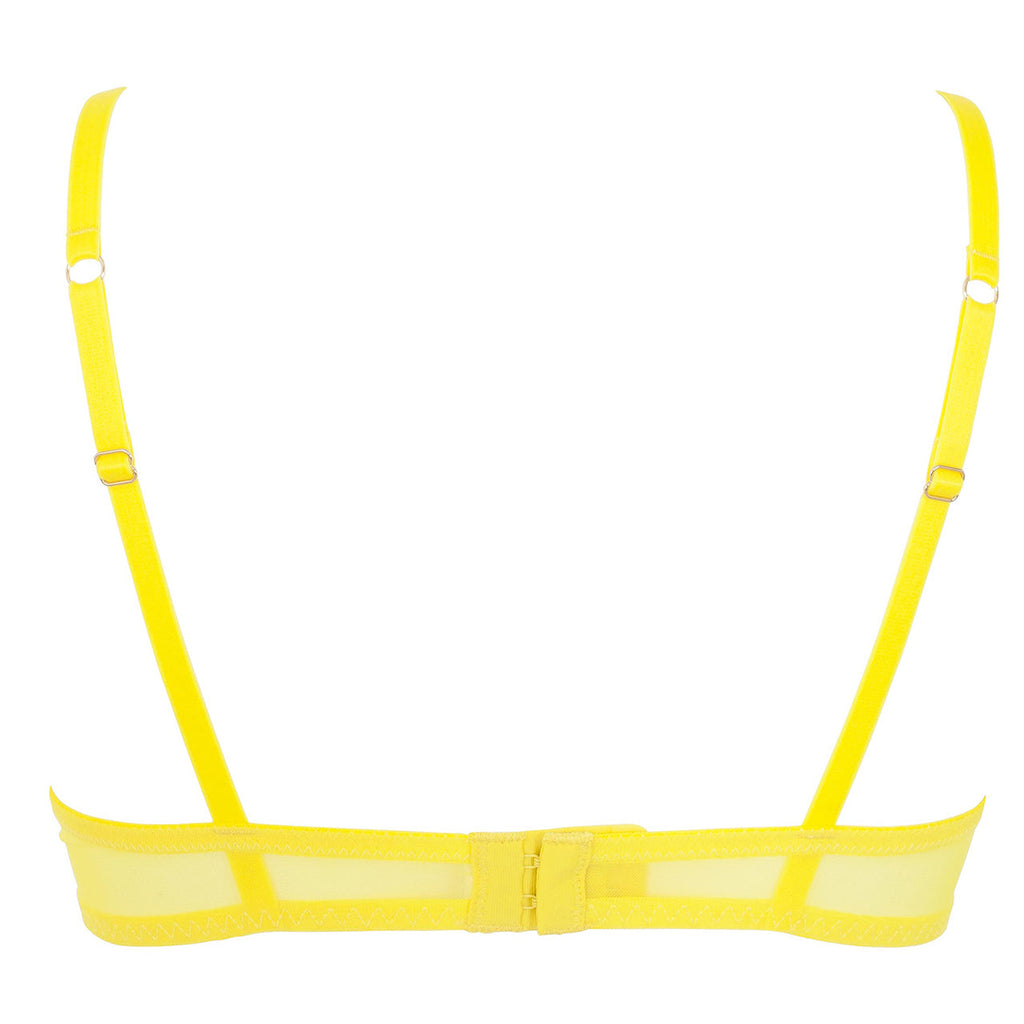 Marseille Bra Yellow