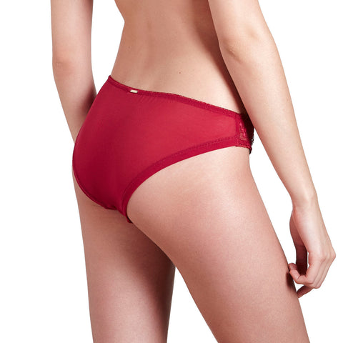 MORE Lucia Brief Raspberry