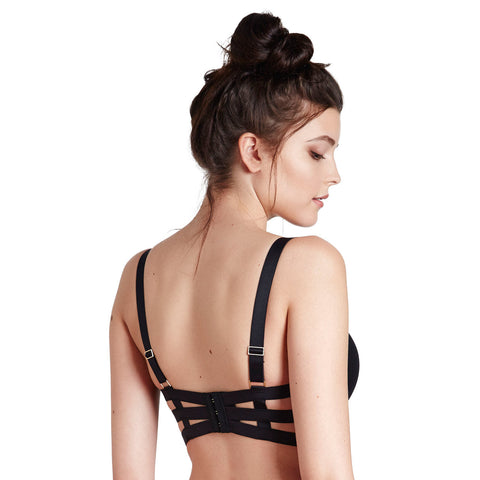 MORE Aura Bra Black