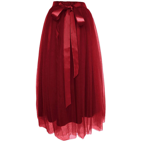 Dancina Long Tutu Skirt for Adults and Girls