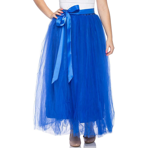 long tutu skirt for adults