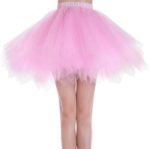 Pink tutus for adults