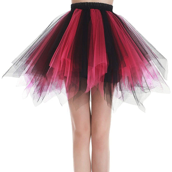 Two Tone Tutu Skirt for Adults