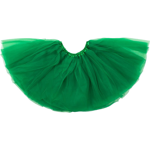 Dancina Tulle Skirt for Girls 2-12 years in Green