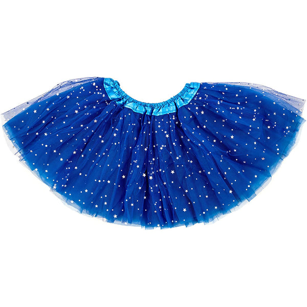 girl tutu skirt blue