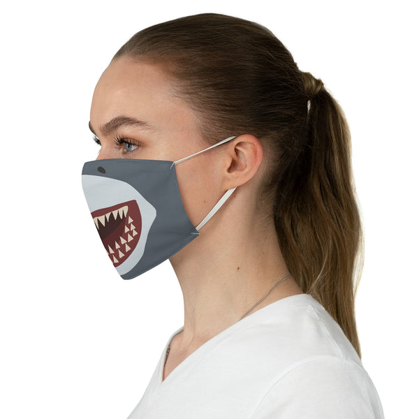 "Dancina Halloween ""Sharks"" Face Mask"