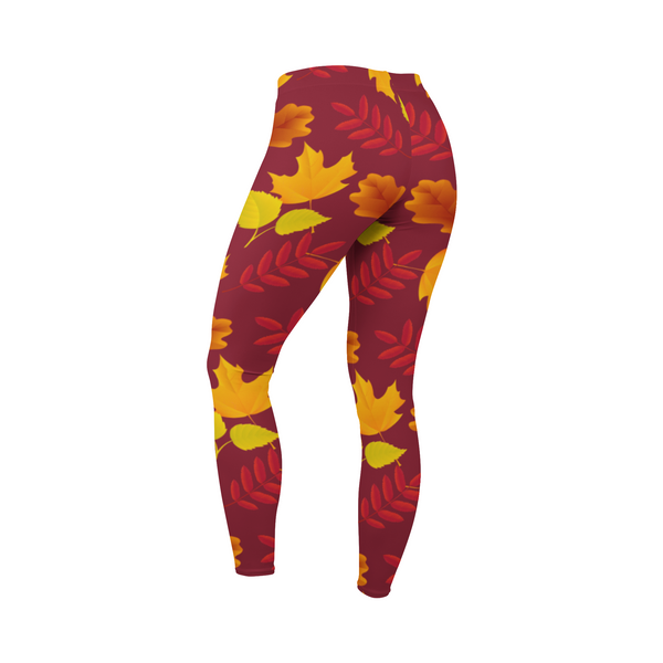 "Thanksgiving ""So Autumn"" Girls Leggings"