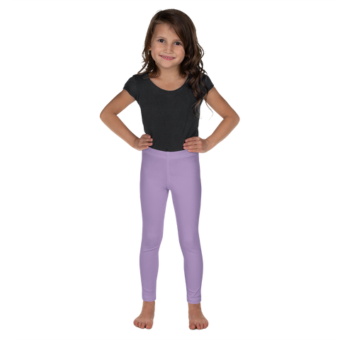 Dancina Halloween Little Girls' Leggings in Lilac