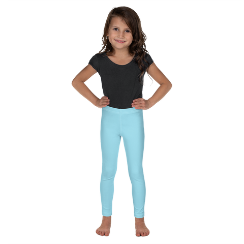 Dancina Halloween Little Girls' Leggings in Blue