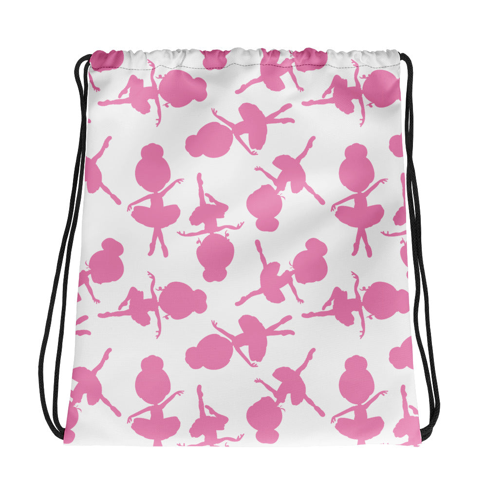 Ballerina Vol.2 Drawstring Bag