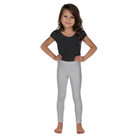 Dancina Halloween Little Girls' Leggings in Grey
