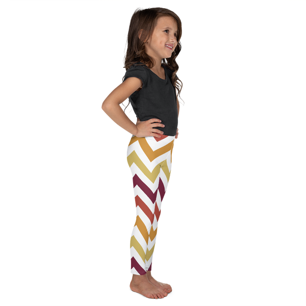 """Funky Stripes Vol.II"" Girls Leggings"