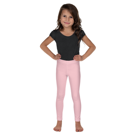 Dancina Halloween Little Girls' Leggings in Ballet Pink