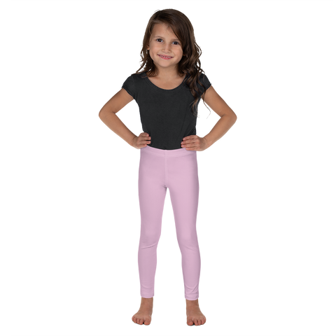 Dancina Halloween Little Girls' Leggings in Lavender