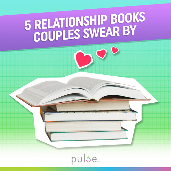 5 Relationship Books Couples Swear By