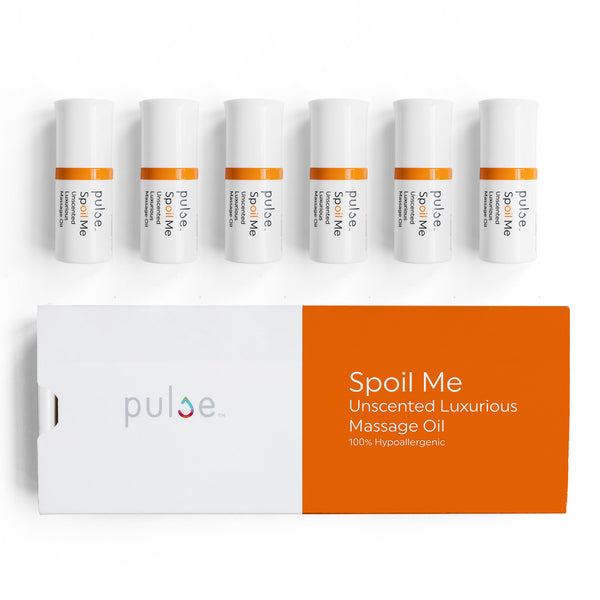 Spoil Me Massage Oil Six Pack