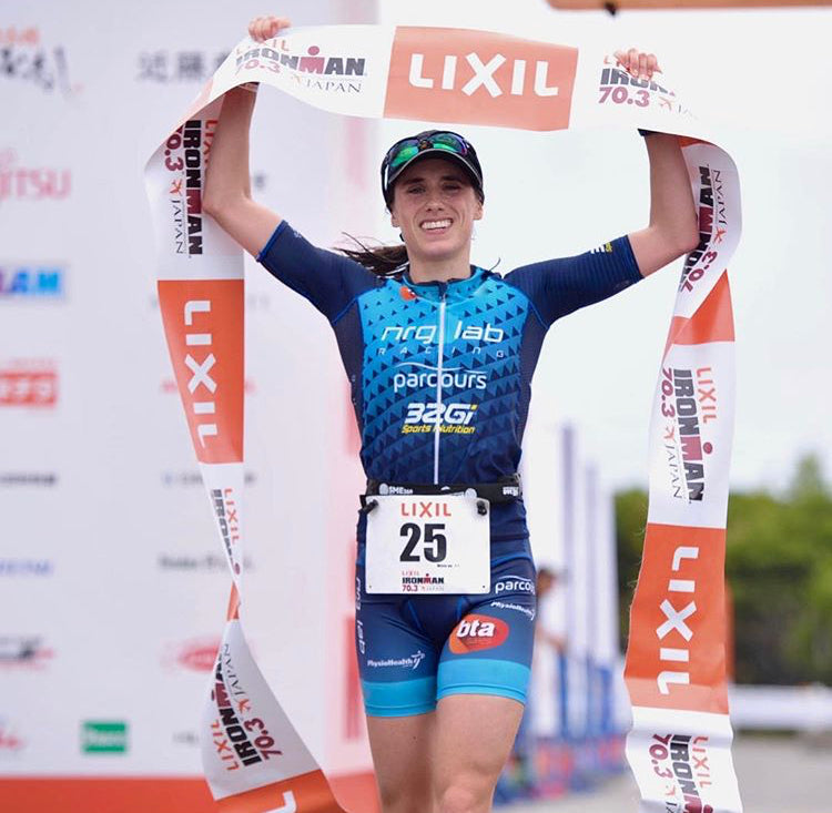 A quick chat with Parcours athlete Grace Thek