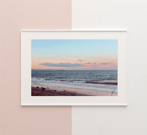 Portobello Beach Photography Print