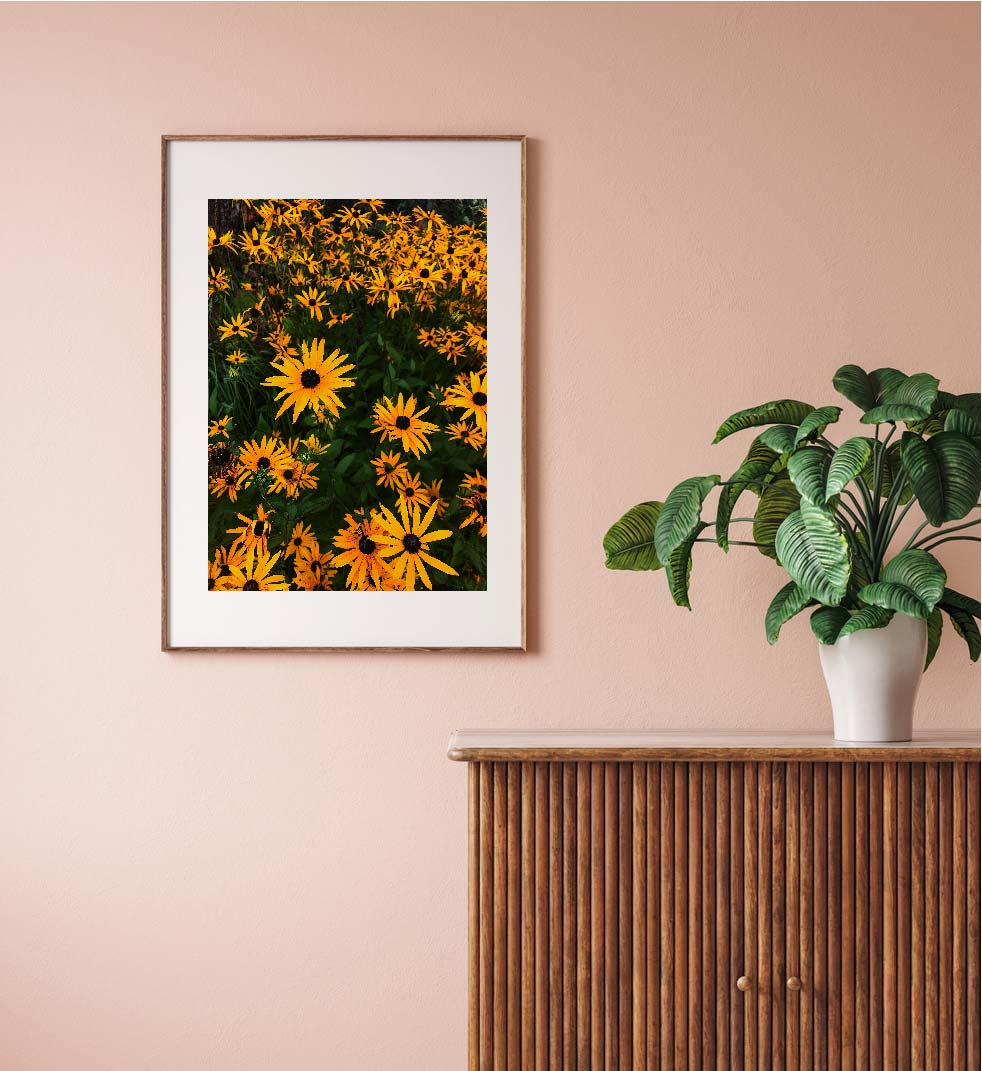 Floral Photography Print