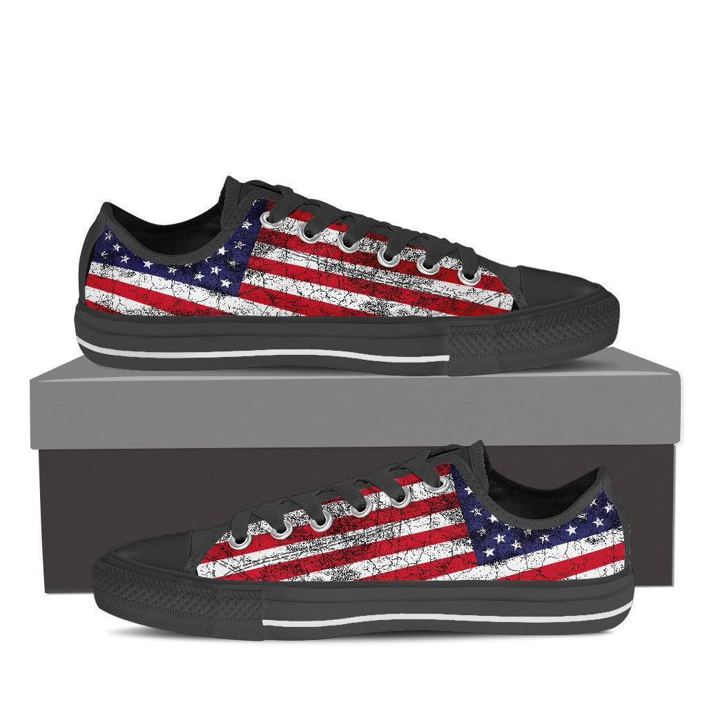 'Merica low-top Sneaker