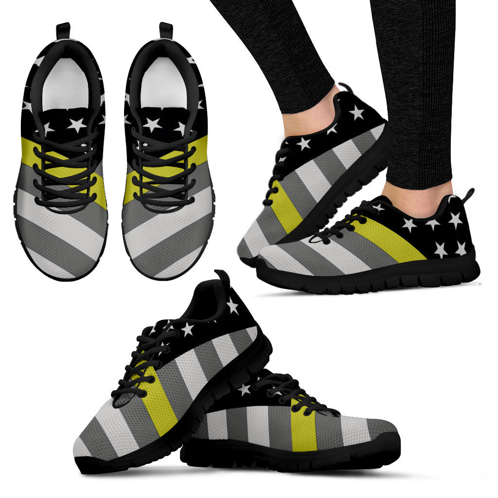 Thin Gold Line inspired Sneakers (Dispatcher)