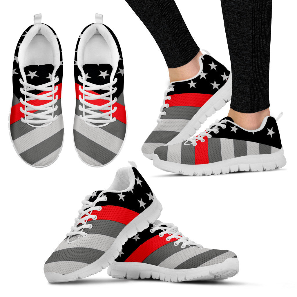 Thin Red Line Sneaker