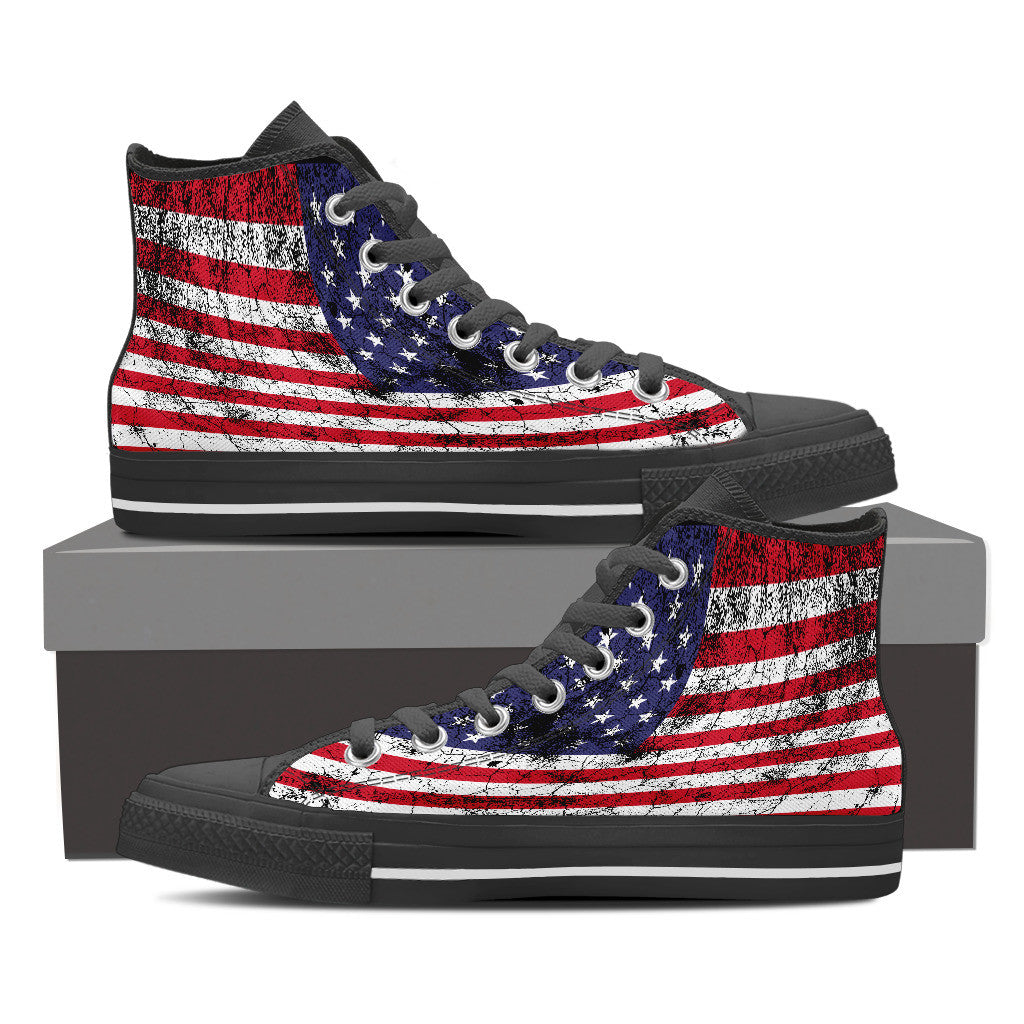 'Merica High Cut Sneaker
