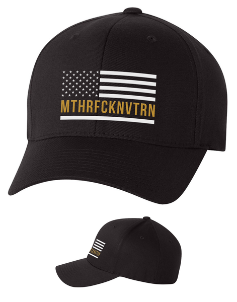 MF Veteran Flexfit Hat