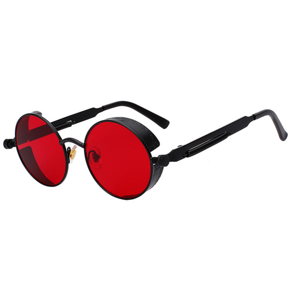 Retro Red Garnet Sunglasses (January)
