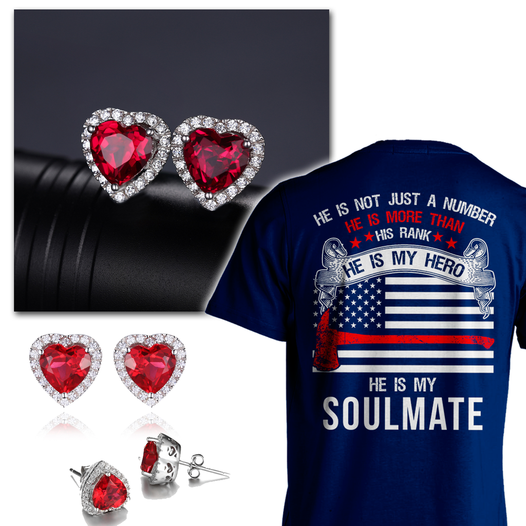 Firefighter's Soulmate Bundle