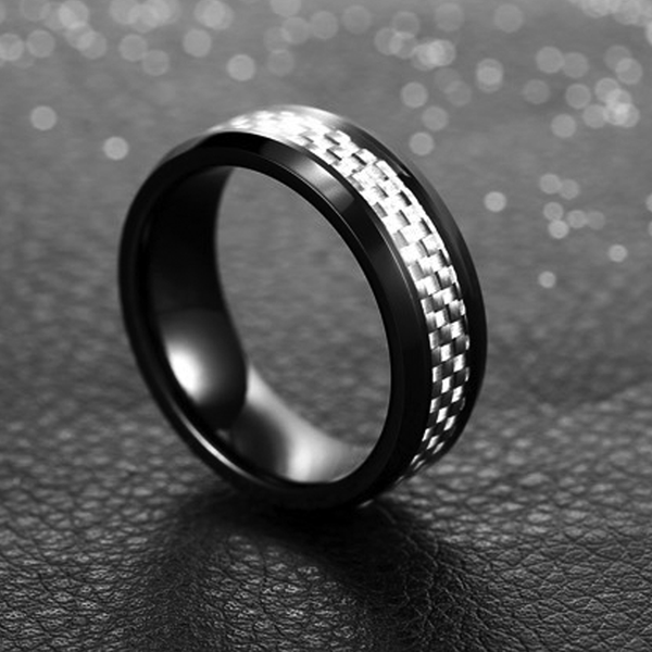 NEW* Thin Silver Line inspired Ring