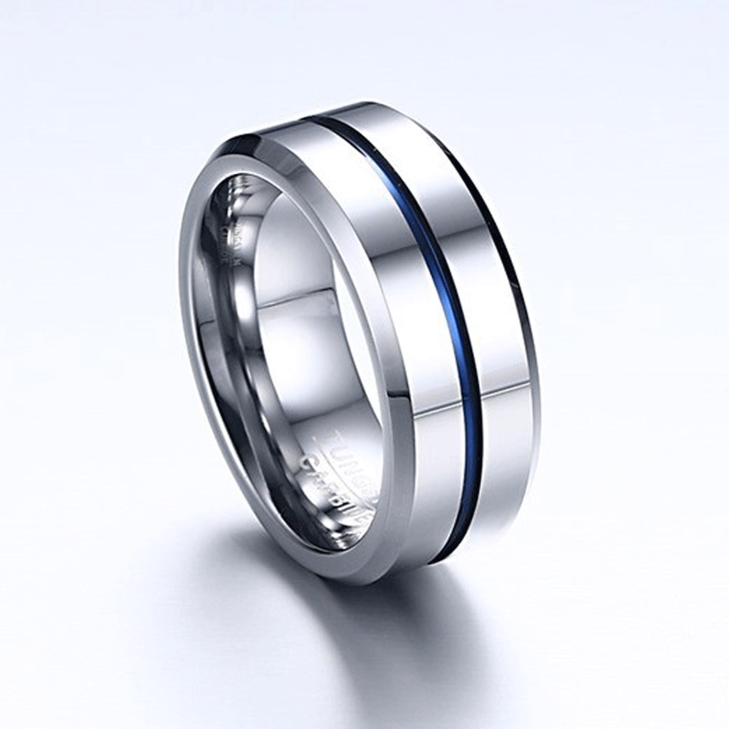 NEW* Thin Blue Line inspired Ring