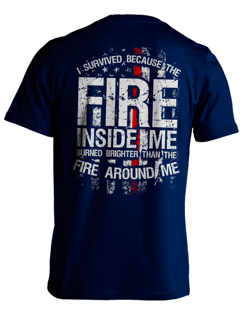 I Survived - Retired Fire Chief