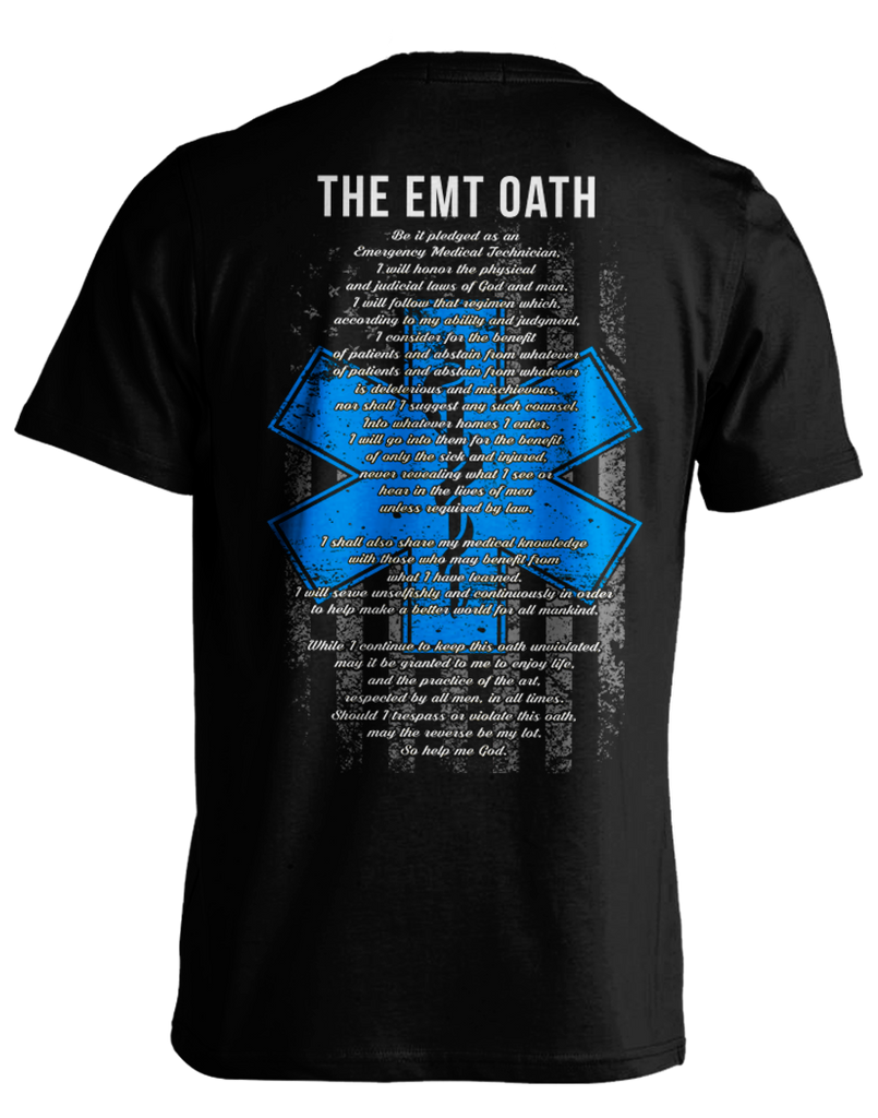 The EMT Oath