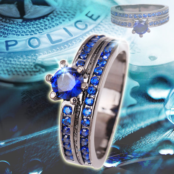 Back The Blue - Support Ring